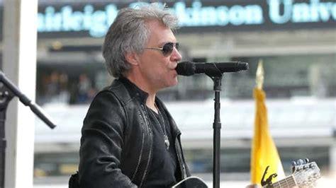 Jon Bon Jovi Host Hamptons Fundraiser For Sen Cory