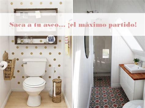 Ideas Para Baños Pequeños  Mi Casa No Es De Muñecas