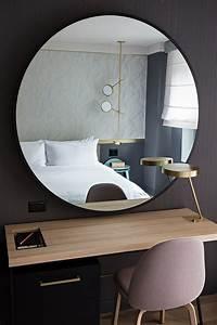 Miroir Salle De Bain Rond : must have miroir rond xxl chiara stella home ~ Teatrodelosmanantiales.com Idées de Décoration