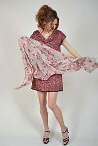 foulard en voile de coton et robe sacha signes hysteriko With robe en voile de coton