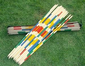 Riesen Mikado Spiel Aus Holz Mit Tasche Outdoor Sport
