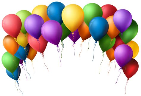 Balloons Clipart Arch Clipart Balloons