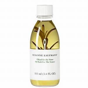Huile De Bain : huile de bain biologique susanne kaufmann ~ Melissatoandfro.com Idées de Décoration