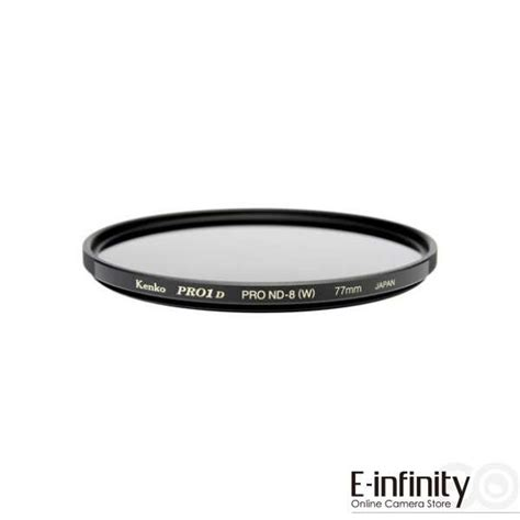 kenko 55mm pro1 digital nd 8 neutral density filter w