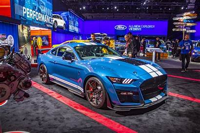 Shelby Mustang Gt500 Ford Wallpapers Specs Horsepower