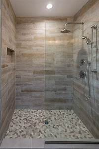 44, Best, Shower, Tile, Ideas, And, Designs, For, 2019