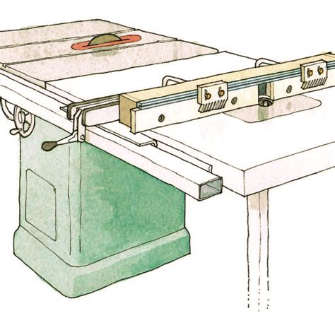 plan tablesawrouter combo finewoodworking