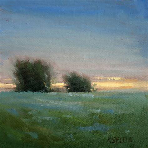 serene landscapes  oil  kerri settle emptyeaselcom