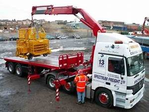 Spectrum Freight Ltd Specialist Crane Loading Vehicles and ...