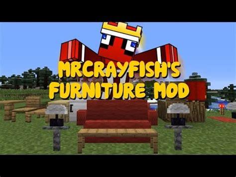 mod installer how to install mr crayfish furniture mod 1 8 mac Furniture