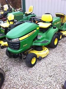 John Deere X300 Lawn  U0026 Garden And Commercial Mowing