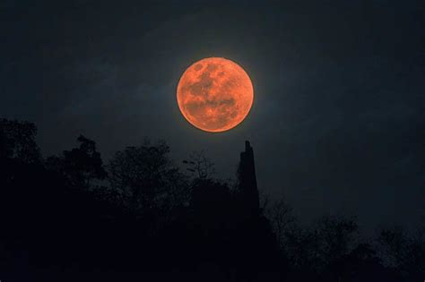 When Is The Next Supermoon? Uk Faces Long Wait But Lunar