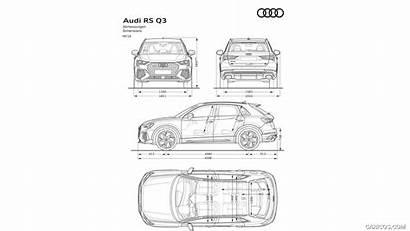 Q3 Audi Dimensions Rs