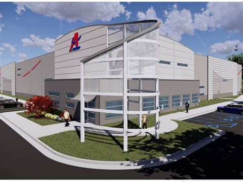 air cargo company acl airshop breaks ground   factory