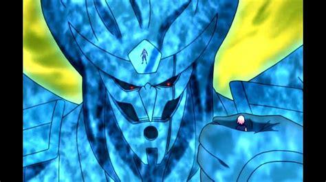 kakashi awakens true susanoo naruto sasuke  sakura