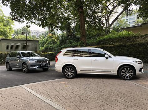 volvo xc  launched  malaysia  rm