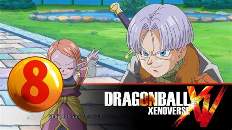 The Supreme Kai Of Time Dragon Ball Xenoverse Ep