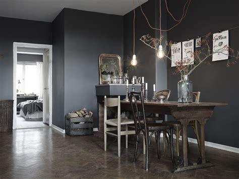 couleur pour salon salle a manger couleurs profondes pour ambiance feutr 233 e aventure d 233 co