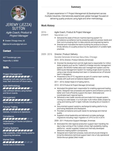Resume Creation Pdf by Success Story Cv Jezza Cv Resumes Cv Resume
