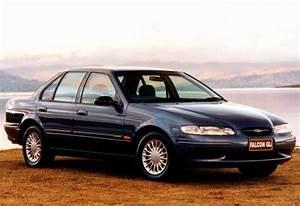 Ford Falcon Fairlane Ef El Repair Manual 1994-1998 New