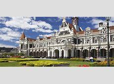 Sehenswürdigkeiten, Aktivitäten und Architektur Neuseeland