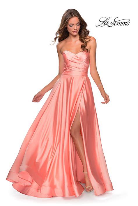 La Femme prom dresses 2021 - prom dresses Style #28608 ...
