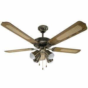 Ventilateur Plafond Bois : rovex 993 ventilateur de plafond 130 cm 4 lumi res et 5 ~ Premium-room.com Idées de Décoration