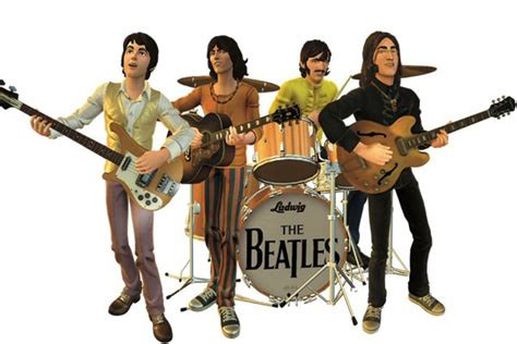 The Beatles Rock Band Song List  Fake Plastic Rock