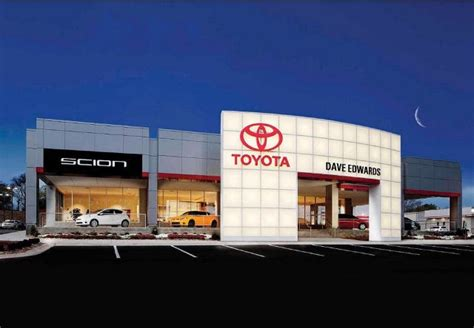 Dave Edwards Toyota by Dave Edwards Toyota Scion Car And Truck Dealer In
