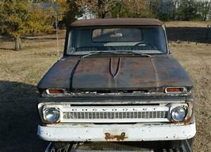 Barn Found  Two Owner 1965 Chevrolet C10 Swb Fleetside