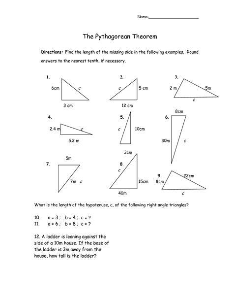images  fun chemistry worksheets pythagorean