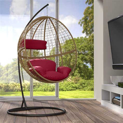 chaise hamac suspendu fauteuil suspendu de jardin maison design bahbe com