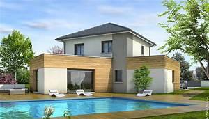 plan maison moderne cevennes plan maison 3d With dessin de maison en 3d 1 etudes graphiques avant projet architecture interieure
