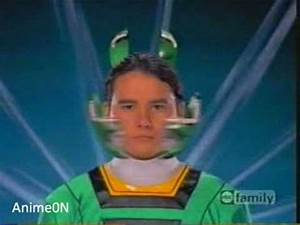 Power Rangers Turbo Morphing Sequence - YouTube