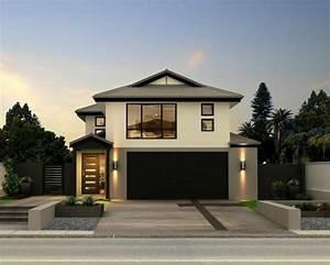 Hausfassade Weiß Anthrazit : die magnolia farbe in 100 bildern ~ Markanthonyermac.com Haus und Dekorationen
