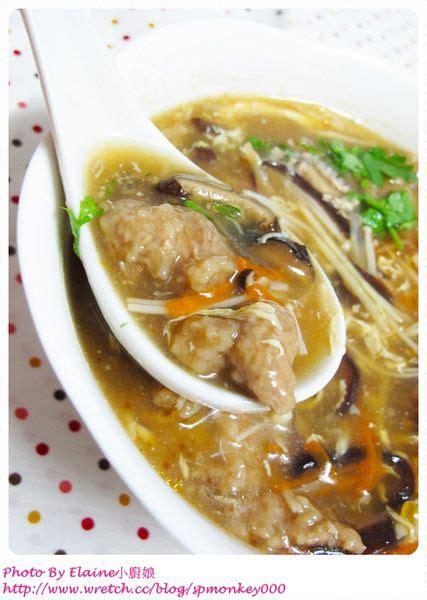 pork mushroom soup taiwanese food taiwanese