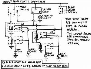 Morris Minor Electronic Ignition Wiring Diagram