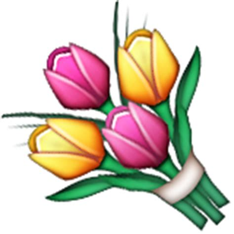 Flower Emojis On Ios, Android, And Twitter