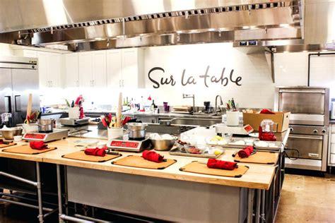 sur la table cooking classes nyc la sur table cooking class thelt co