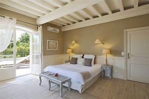 st remy de provence les alpilles provence deco de With peindre des poutres en bois 2 8 photos de chambres avec poutres cate maison