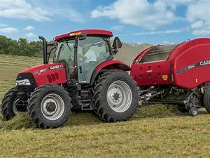 Case Ih Maxxum 120 Cvx Tractors Specification