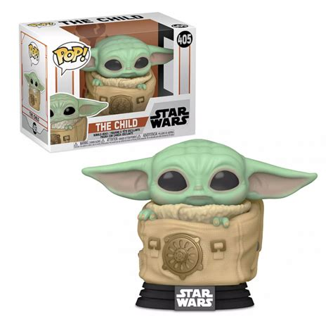 Check It Out! Disney's Mandalorian and Baby Yoda Funko ...