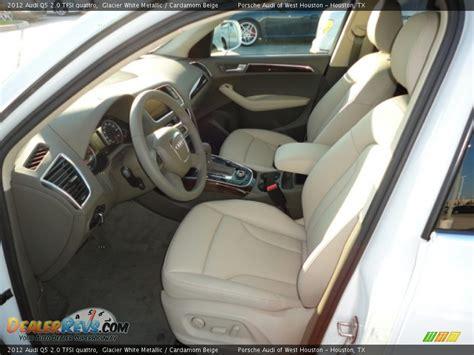 audi dealership interior cardamom beige interior 2012 audi q5 2 0 tfsi quattro