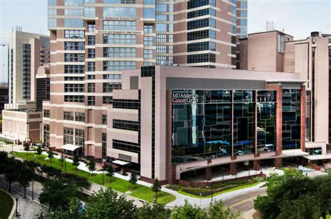 md anderson cancer center mcgovern medical school