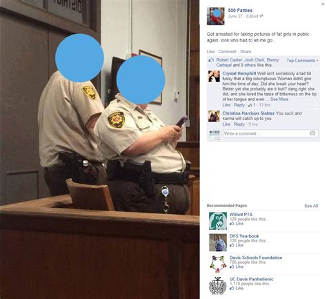 '530 Fatties' Facebook Page Targeted Overweight Yuba ...