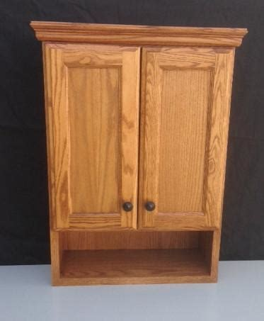Stand Up Medicine Cabinet by Tv Riser Stand Oak Wood With Traditional Crown Molding