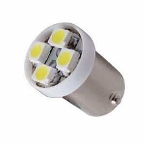 Ampoule Led 12 Volts Voiture : ampoule led 24 volts t4w ba9s 4 leds led effect ~ Medecine-chirurgie-esthetiques.com Avis de Voitures
