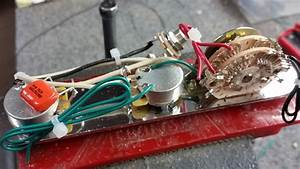U201cjerry Donahue U201d Style Tele Wiring Harness W  5