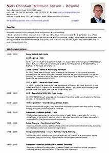 nchj english resume With english resume