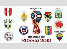 Eliminatorias Rusia 2018 Fecha 7 CONMEBOL Partidos y